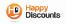 Happy Discounts Schweiz