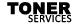 Toner Services