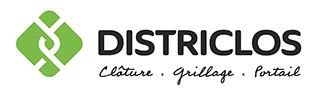 Cloture-Districlos - Publicité