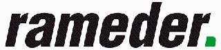Rameder - Publicité